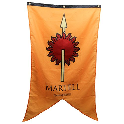 Game Of Thrones - Martell Banner Fabric Poster 30 x 50in