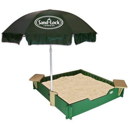 - Sandlock Sandboxes SLA-10UMBK-1 Bracket Kit Umbrella