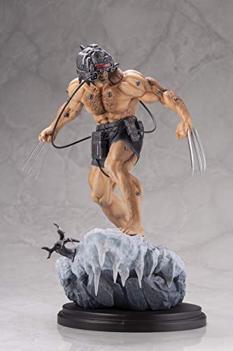 Kotobukiya MK271 Marvel Universe: Weapon X Fine Art Statue, Multicolor - Fine Art Statue