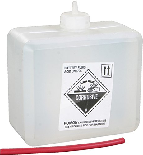 WPS Non-Sealed Battery Electrolyte