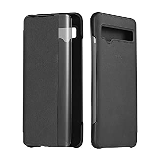 TCL 10 Pro Flip Cover, Mobile Phone Case 10 Pro Unlocked Smartphone, Lightweight with Classic Design