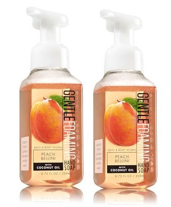 Peach Body Soap - 1