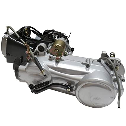 Amazon com: X-PRO 150cc Short Case Air cooled GY6 Scooter Engine w