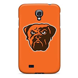 Galaxy S4 Case Bumper Tpu Skin Cover For Cleveland Browns 5 Accessories