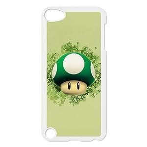 Super Mario Bros iPod Touch 5 Case White eoue
