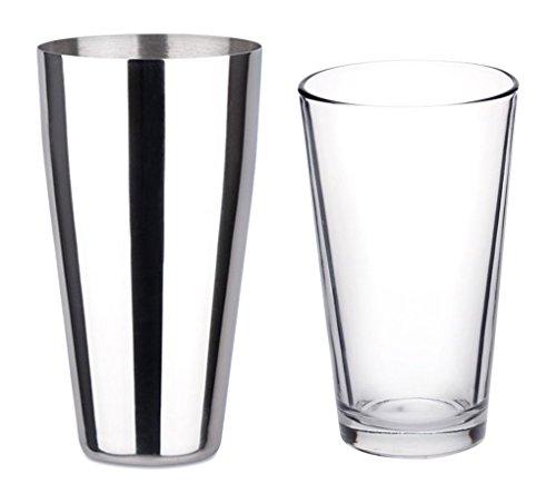 Foho Stainless Cocktail Shaker Drinks