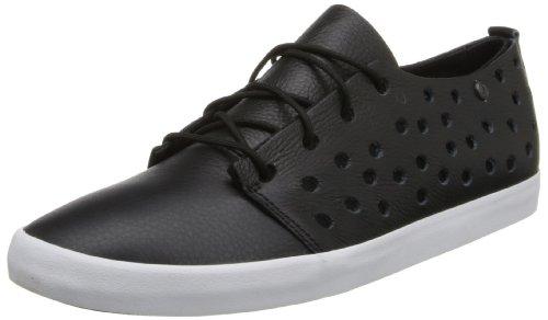 Volcom Women's On The Road Fashion Sneaker,Black,7.5 M US