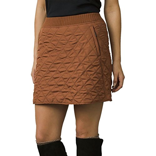 Down Skirt (prAna Women's Diva Skirt, Auburn, X-Large)