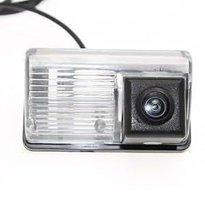OXOX renepai 120 ¡ã CMOS de visi¨®n nocturna c¨¢mara de visi¨®n trasera del coche a prueba de agua para toyota corolla 2009/2010 420 l¨ªneas de TV NTSC / PAL