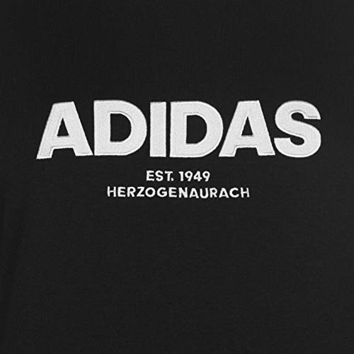 Ess Capuche Noir Allcap Femme À Adidas shirt Swt Black Sweat Sport black OzdpYRwqY
