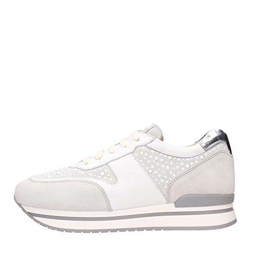 JANETSPORT Janet Sport 35728 Sneakers Frau Weiß / Silber