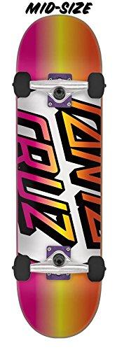 Santa Cruz Skate Missing Dot Sk8 Completes 7.25in x 29.9in Complete Skateboard