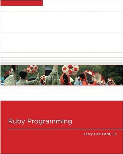 Book Ruby Programming