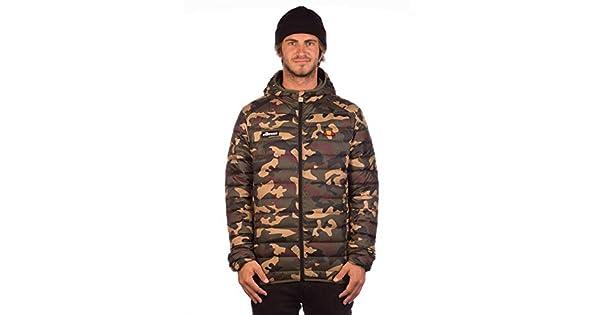 Amazon.com: ellesse Lombardy - Chaqueta de esquí, M: Clothing