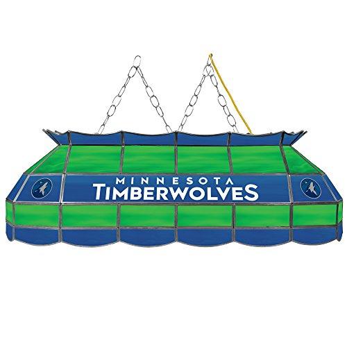 NBA Minnesota Timberwolves Tiffany Gameroom Lamp, 40'' by Trademark Gameroom
