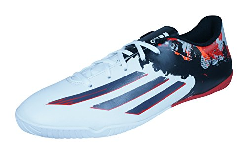 Football adidas Boots Mens 3 White Messi Indoor in Trainers 10 qcPUgqY
