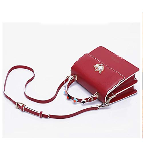 Shoulder Small Mujer Square Bolsos Handbag Fashion Trend a Slung B New Bag Wild Para z0wZB6