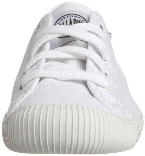 Chaussures Flex Palladium 170 Dentelle Wei vapor white Femme Blanc x6wRfPw