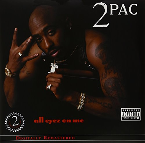 Vinilo : 2Pac - All Eyez on Me [Explicit Content] (LP Vinyl)