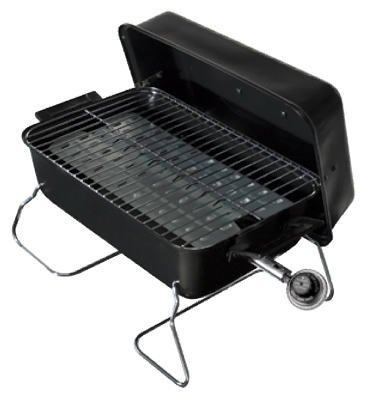 Char-Broil 465133010 Table Top 11,000 BTU 190 Sq. Inch Portable Gas Grill Black Friday Deals 2019