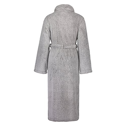 Hunkemöller Damen Bademantel Snuggle Long 119243