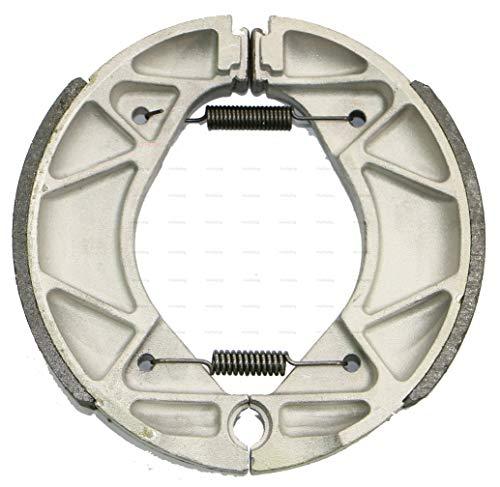 CNBP Front Brake Shoe Pads Set fit Honda ATC 250 SX ES ESF-ESJ Big Red (85-88) semi Metallic ()