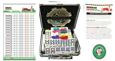Mexican Train Dominoes for Seniors by Mexicantrainfun