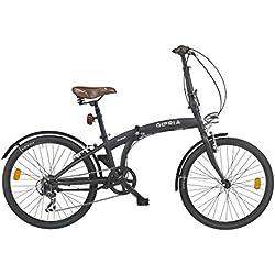 41SaS%2BTr3pL. AC UL250 SR250,250  - Viaggia in città senza problemi utilizzando le migliori bici pieghevoli