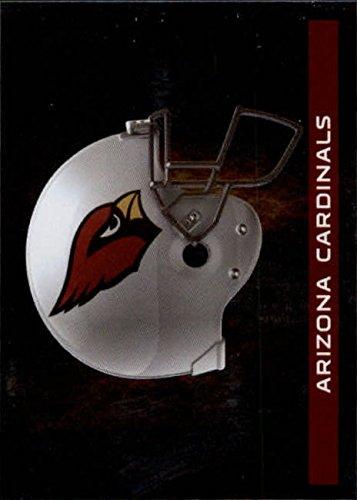 2015 Panini Stickers #395 Arizona Cardinals Helmet Arizona Cardinals FOIL
