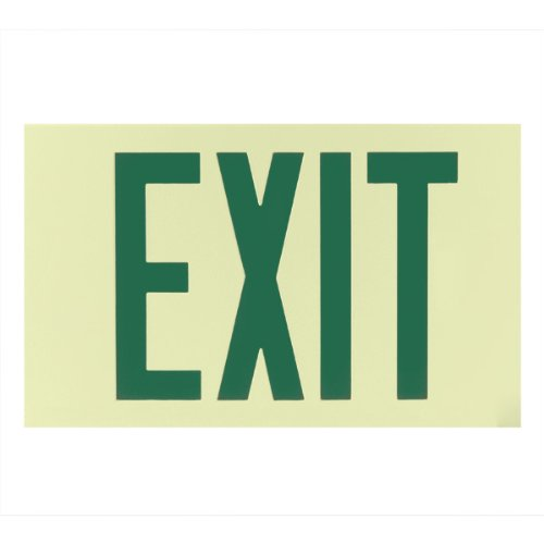Unframed Exit Signs - 2