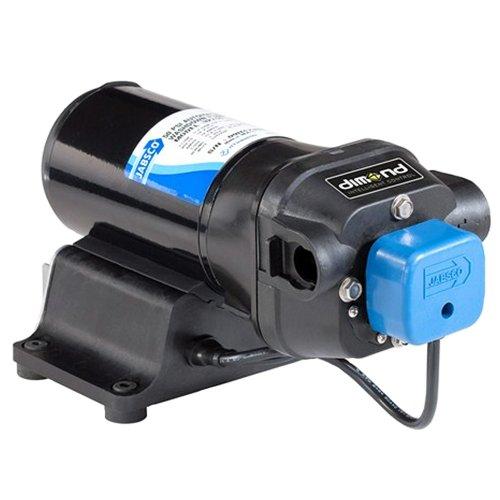 Jabsco 42755-0092 VFLO Water Pressure Pumps, Constant Flow, 5.0 GPM (19 LPM), 12 Volt DC