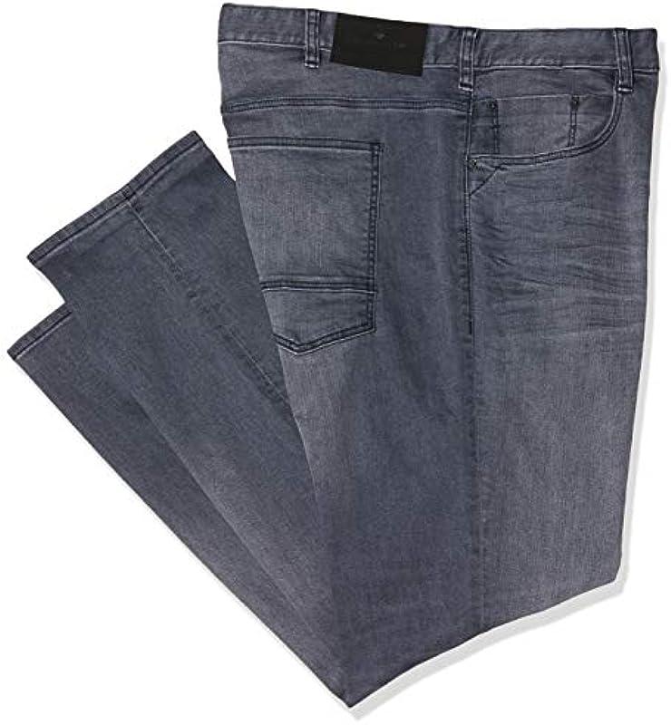 TOM TAILOR męskie dżinsy Tbd Slim: Odzież
