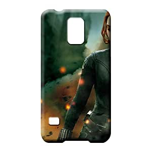 samsung galaxy s5 cases Scratch-proof New Arrival Wonderful phone case cover the avengers black widow