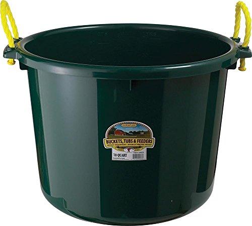 Little Giant Muck Tub, 70-Quart,