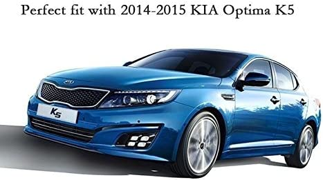 Chrome Rear Point Trunk Garnish Molding  For KIA 2011-2013 Optima K5