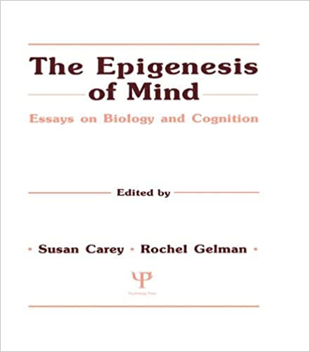 The Epigenesis Of Mind Essays On Biology And Cognition Jean Piaget  The Epigenesis Of Mind Essays On Biology And Cognition Jean Piaget  Symposia Series St Edition Kindle Edition Narrative Essay Examples High School also How To Write A College Essay Paper  Business Essay Examples