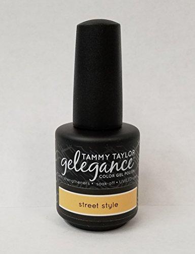 - Tammy Taylor - Gelegance Soak Off Gel Color - (#96 - Street Style)