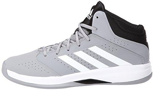 adidas Performance Men's Isolation 2 Basketball Shoe, Light OnixRunning WhiteBlack, 14 M US: Amazon.ca: Shoes & Handbags