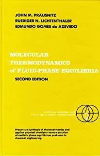 Phase equilibria in chemical engineering dr stanley m walas molecular thermodynamics of fluid phase equilibria 2nd edition fandeluxe Images