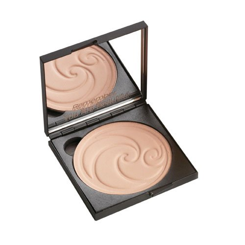 (Living Nature Luminous Pressed Powder - Medium)