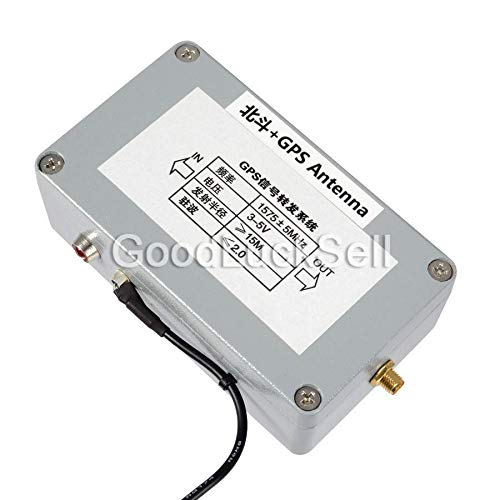 54db Signal Repeater,Antenna Amplifier Transfer L1 DB2 Full Kit Distance 15  Meter with 30m Cable