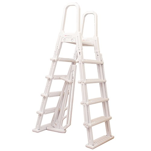 Robelle Blue Torrent AC 22489 Dominica A-Frame Ladder For...