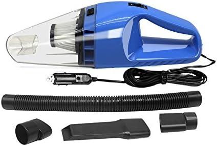 LLZXCQ Coche/24V/Camión/Autobús Coche/Aspirador De Vehículos/Interior/Seco/Alta Potencia/Aspirador/Colector De Polvo/Manguera/De Mano/Portátil, 24V Aspirador De Coche Para Camión: Amazon.es: Hogar