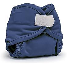 Rumparooz Newborn Cloth Diaper Cover Aplix, Nautical