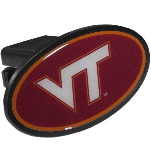 Virginia Tech Cover Hitch (Siskiyou NCAA Virginia Tech Hokies Class III Plastic Hitch Cover)