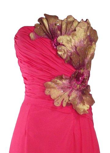 Damen Y Pink Hot Alivila Fashion Morgenmantel YxwEAnZ0q