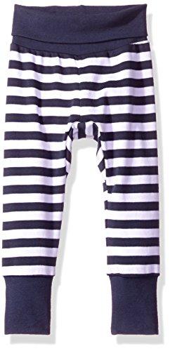 Zutano Baby Boys' Cuff Pant, Navy/White, 24M (18-24 Months)