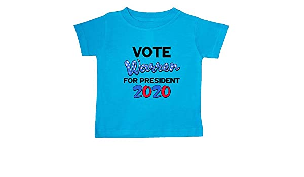 inktastic 2020 Election Delaney for President Long Sleeve Creeper