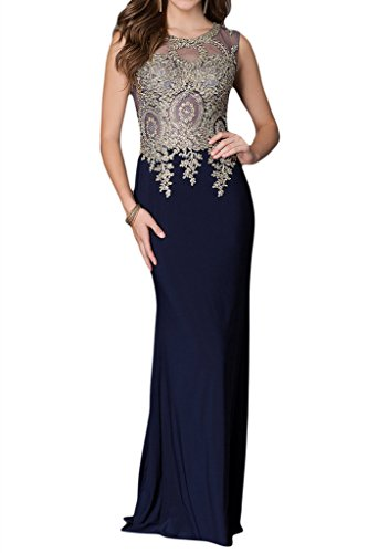 Missdressy - Vestido - para mujer Blu nave