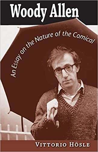 Amazoncom Woody Allen An Essay On The Nature Of The Comical  Woody Allen An Essay On The Nature Of The Comical St Edition Custom Writing Service Coupon also Article Writing Service Review  Thesis Essay